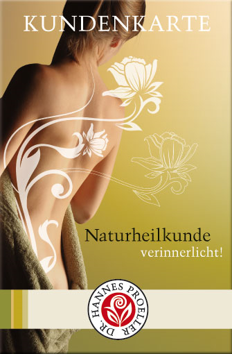 Kundenkarte Dr. Hannes Proeller Apotheken